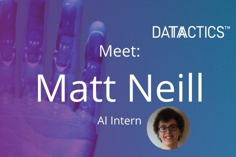 AI Intern Matt Neil
