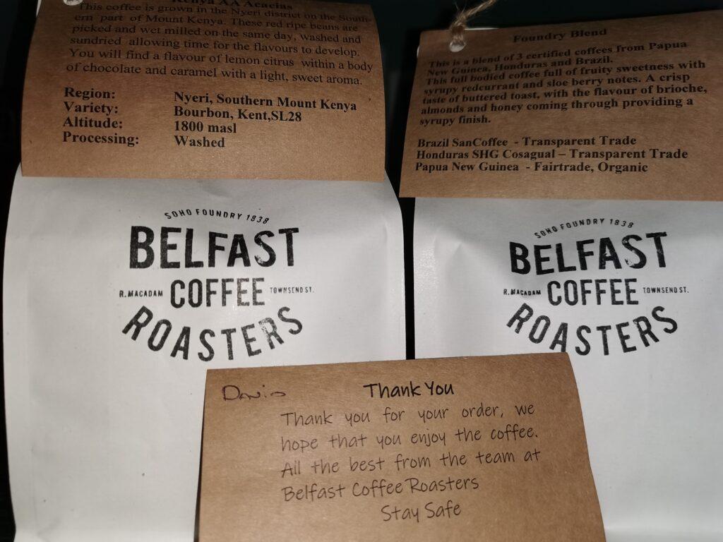 Belfast Coffee Roasters